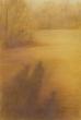 Ombre sul prato 2011 pastello cm 58x38